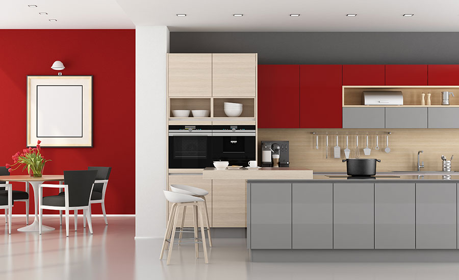 Best Modular Kitchen Designs In Mangalore Grooves Joints